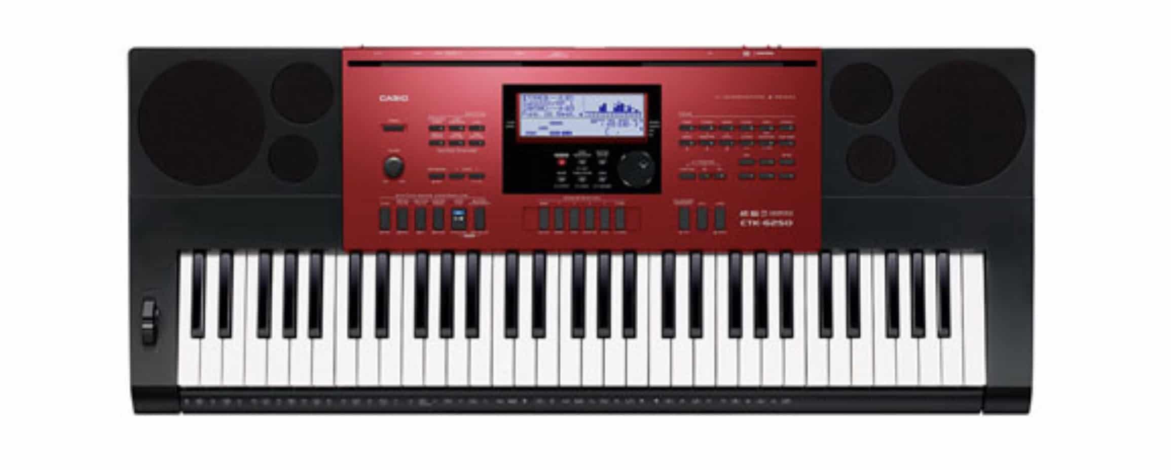 Claviers arrangeurs Pour un clavier arrangeur, la qualité des sons sera aussi un critère déterminant, mais la richesse d'option peut varier beaucoup plus d'un modèle à l'autre. Certains proposent des écrans plus ou moins détaillés, d'autres fonctionnent uniquement avec des boutons, certains sont de véritables séquenceurs et d'autres ont une simple boîte à rythmes. En plus de tout ça, certains arrangeurs sont spécialisés dans certains styles, tâchez donc de faire votre choix en fonction de ce que vous voulez jouer, qu'il s'agisse de musique orientale ou d'électro.