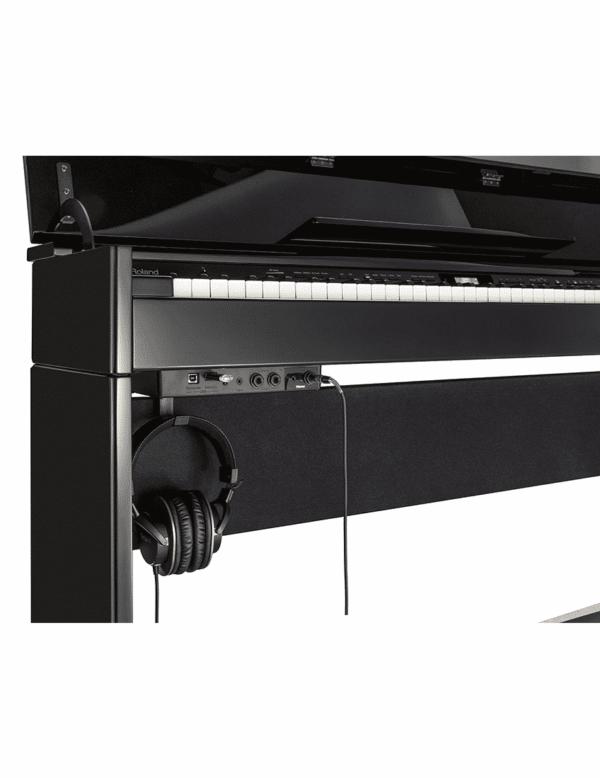 ROLAND DP-603 BK Noir